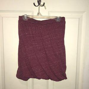 free people wraps around skirt